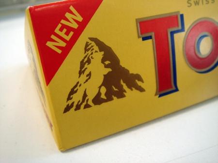 Toblerone | L'origine des logos