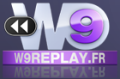 Logo W9 Replay