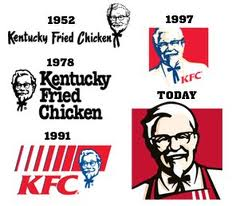 evolution logo KFC