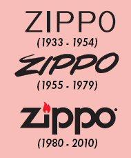 evolution logo Zippo