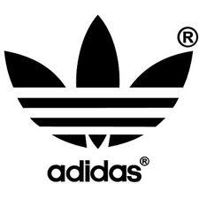 adidas logo explication