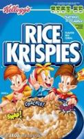 Snap, Crackle and Pop